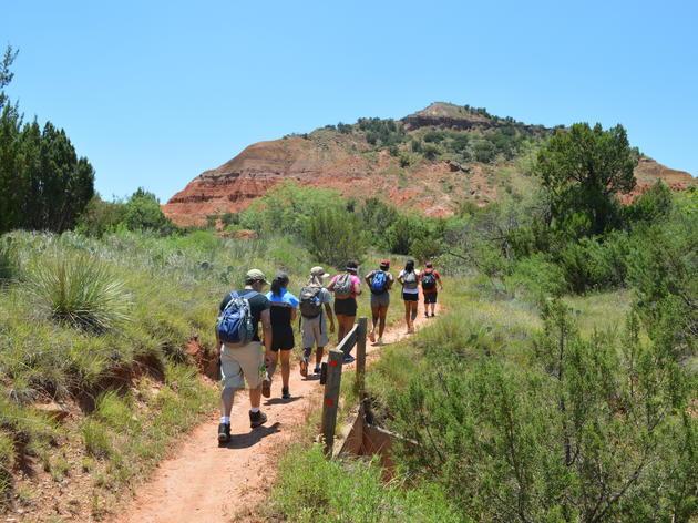 Other Hiking and Walking Trails Near Dogwood Canyon Audubon Center