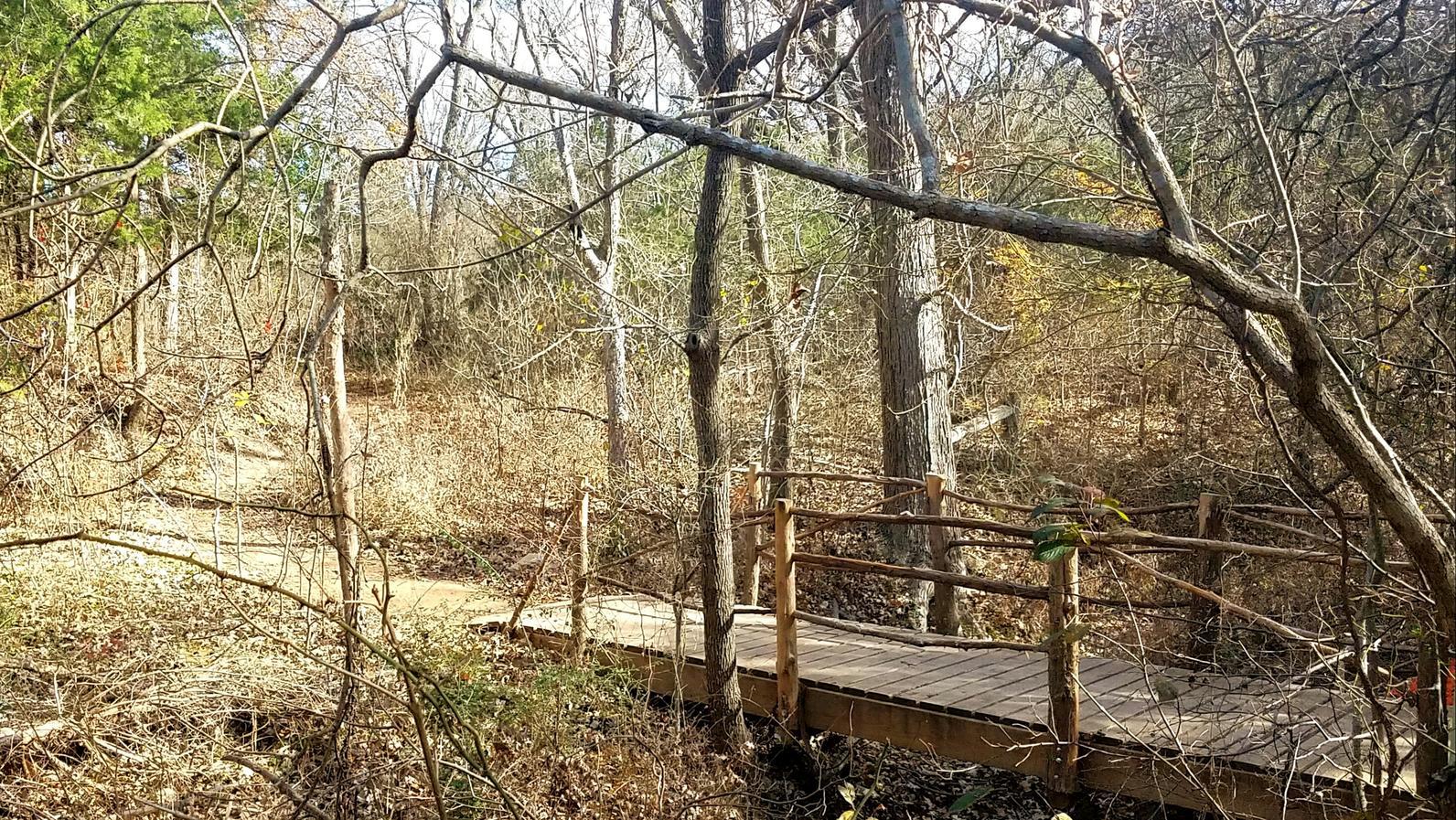 Our trails dogwood canyon audubon center for Dogwood canyon
